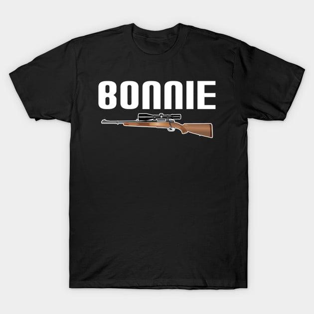 Cute Matching Bonnie Clyde Shirts