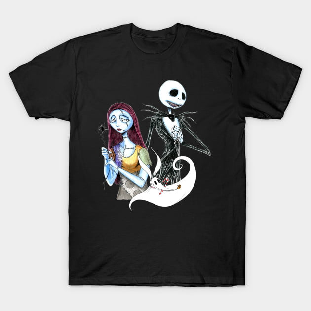 Jack and Sally Couple Outfits