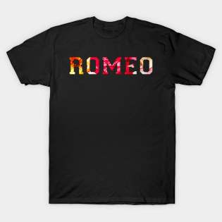 Romeo and Juliet Couple Shirts