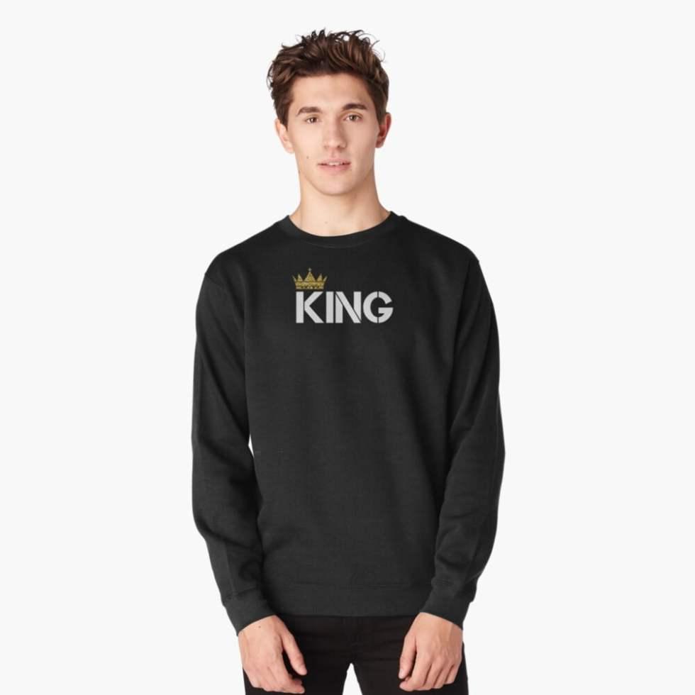 Best King Queen Couple Sweatshirts