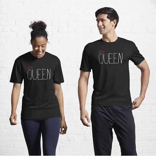 King Queen Couple Outfits