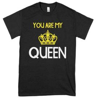 Crown You Are My Queen T-Shirt