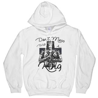 Don't Mess With A May King Hoodie