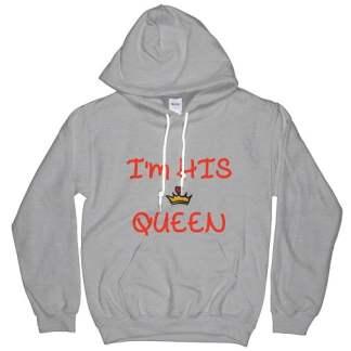 Im His Queen Hoodie