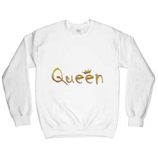 Yellow Queen Sweatshirt