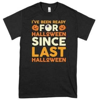 Halloween Ready T-Shirt