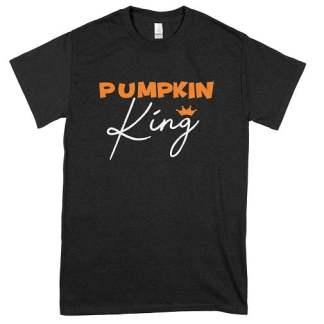 King Orange Pumpkin T-Shirt