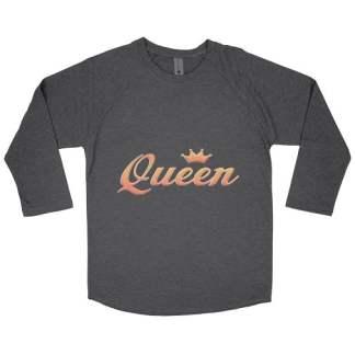 Queen baseball t-shirt