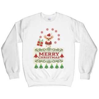 Chihuahua Funny Christmas Sweatshirts