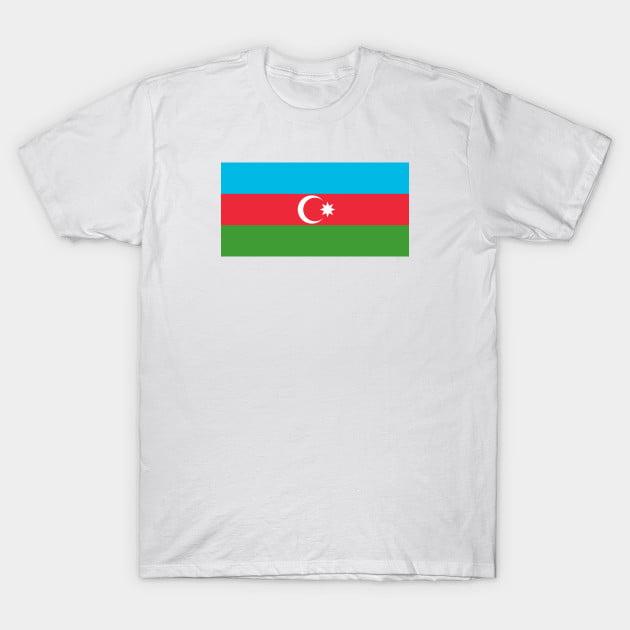 Flag oF Azerbaijan T-Shirt