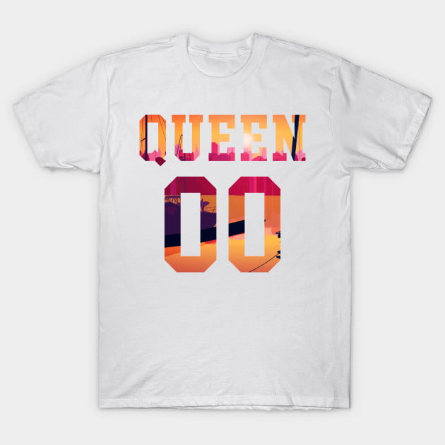 King Queen Together Since 2001 Shirts