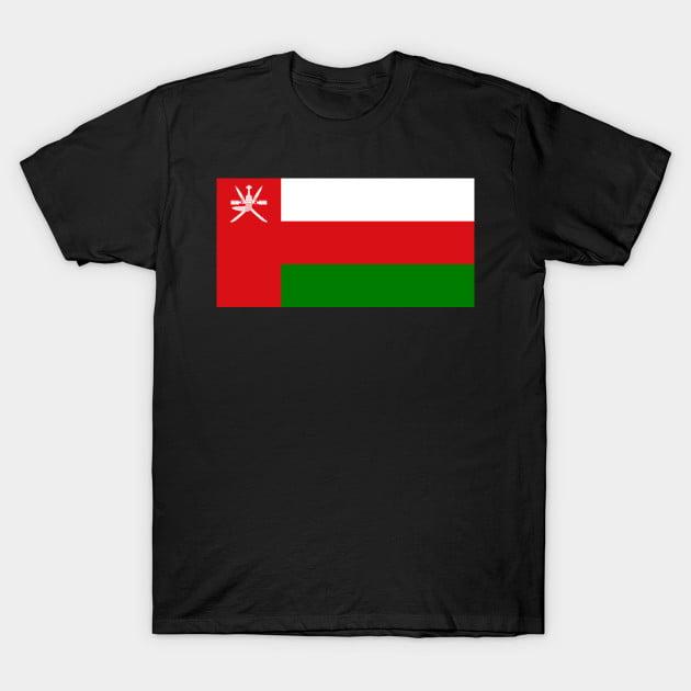 Flag of Oman T-Shirt
