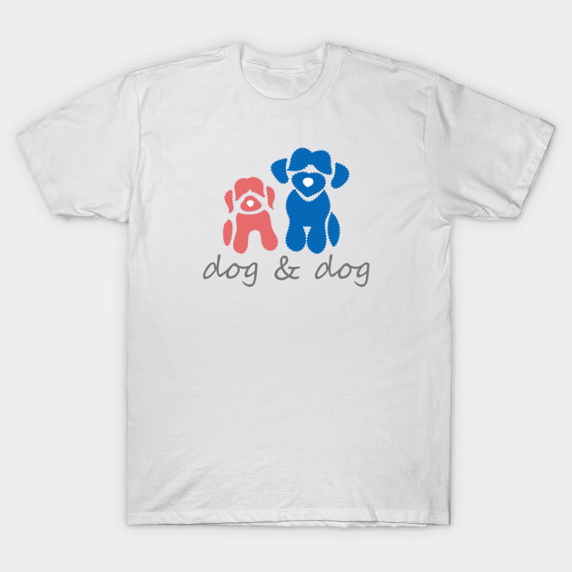 Dogs and Dogs T-Shirt