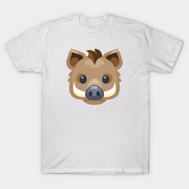 Swine T-Shirt - Animal Shirts