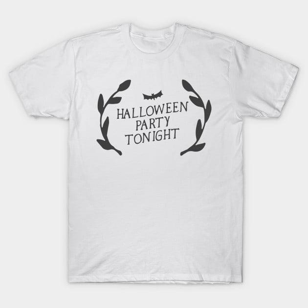 Halloween Spider T-Shirt
