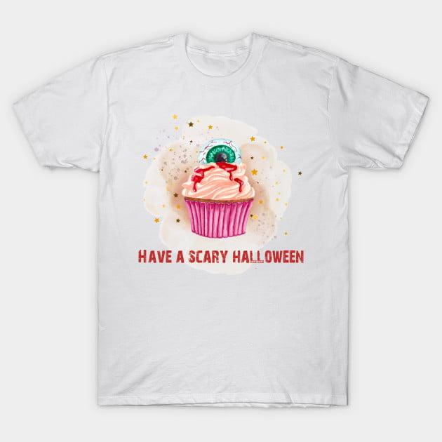 Halloween Horror Food T-Shirt