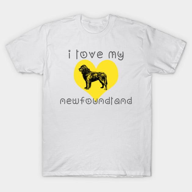 Newfoundland Dog Shirts