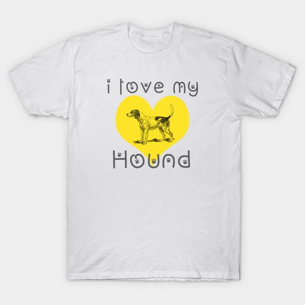 Hound Dog Shirts