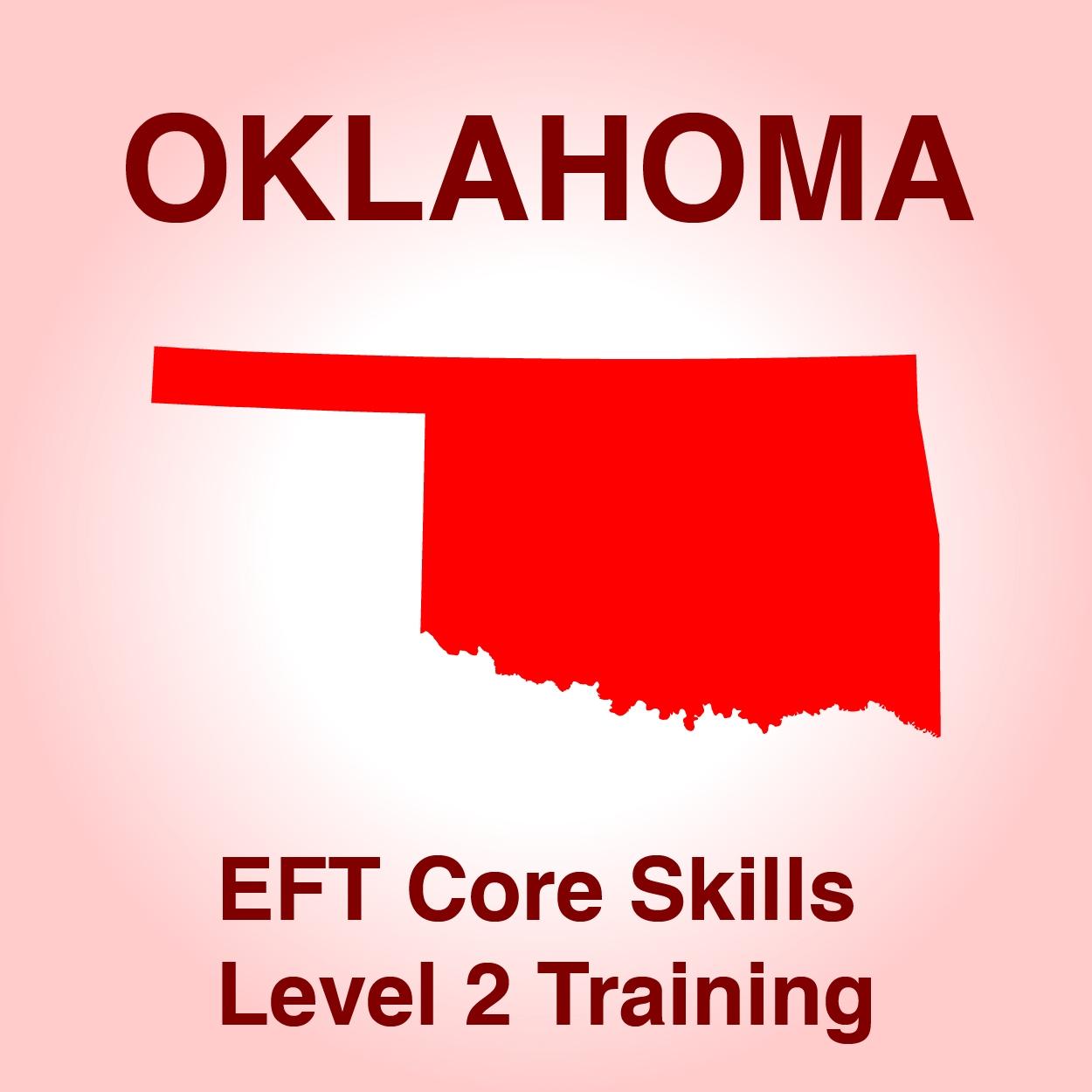 Oklahoma Eft Core Skills Starting Jan Couples