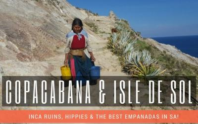 Travel Guide – Copacabana and Isle de Sol