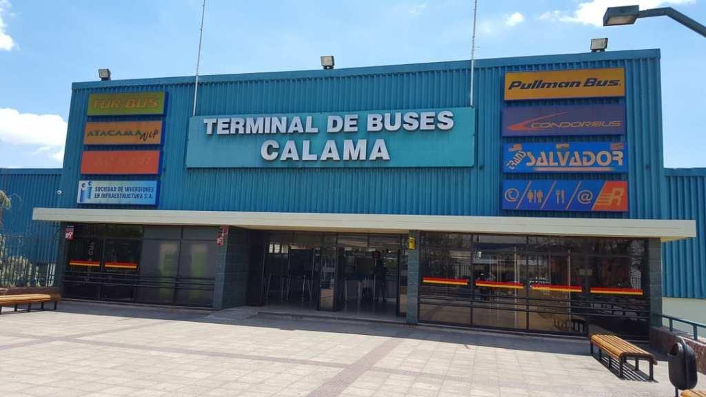 Calama - Uyuni Bus tips