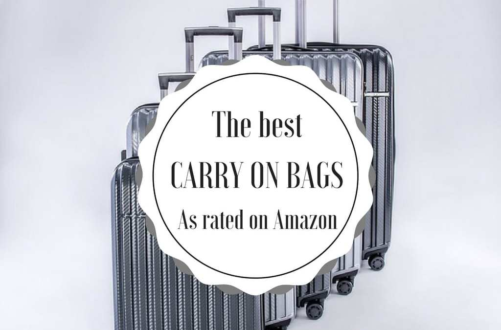 How to select THE BEST Carry on Luggage - Couple Travel The World 2e113bf101ab8