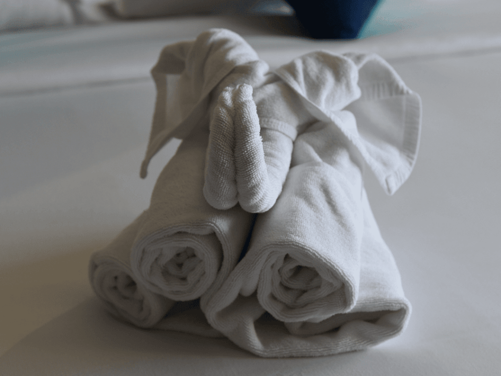 An-image-showing-towel-animal-Deevana-Plaza-one-of-the-best-luxury-hotels-in-Phuket