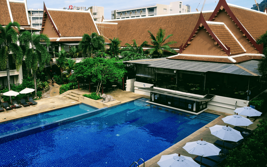 Thai Themed Tropical Oasis: Deevana Patong Resort & Spa Review