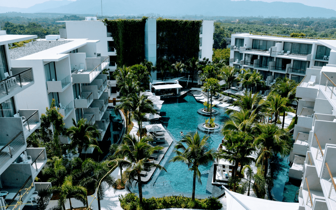 5 Star Hotel Phuket – Dream Phuket Hotel & Spa Review