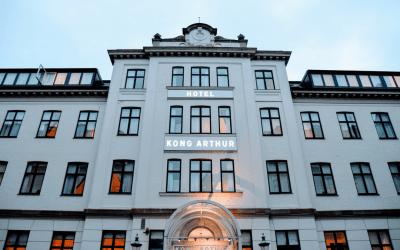 Kong Arthur Copenhagen | Hotel & Spa Review