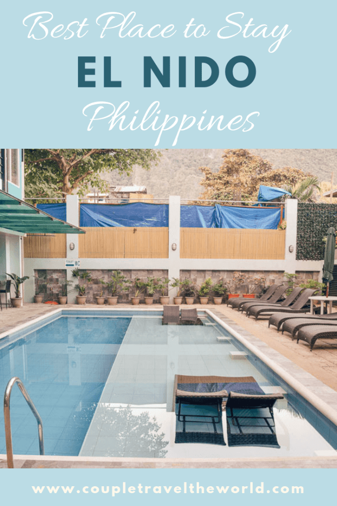 Best Place to Stay in El Nido Philippines