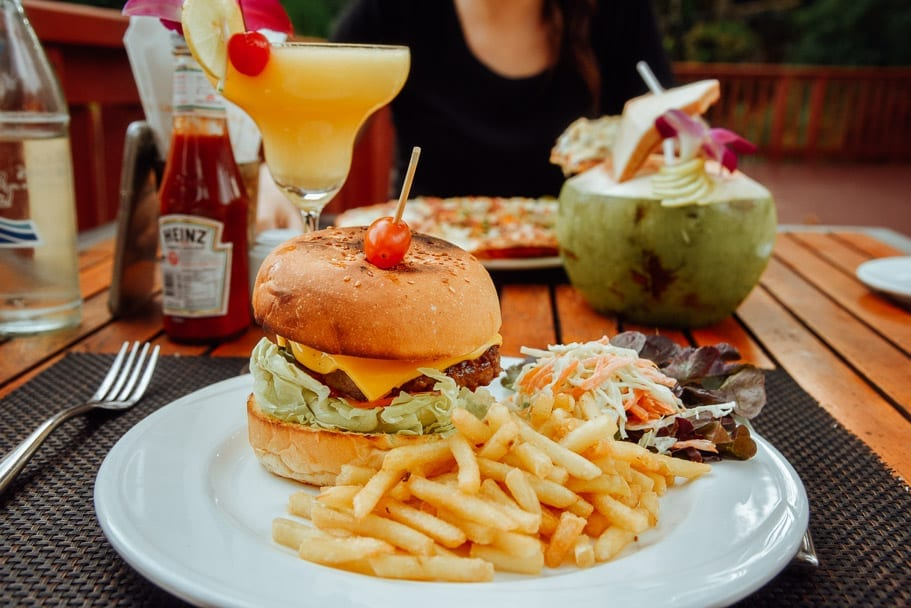 Crown Lanta Food