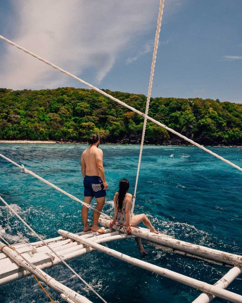 Apo Island + places to visit in Philippines for couples