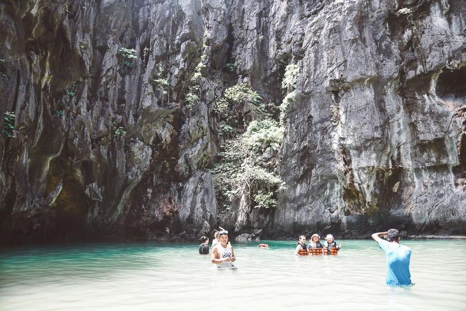 El Nido Tour A - Secret Lagoon