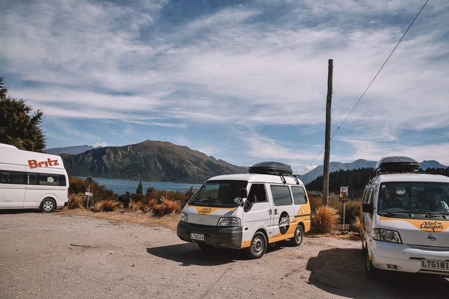 mad-camperz, best-nz-camper-van, nz-roadtrip-itinerary-2-weeks