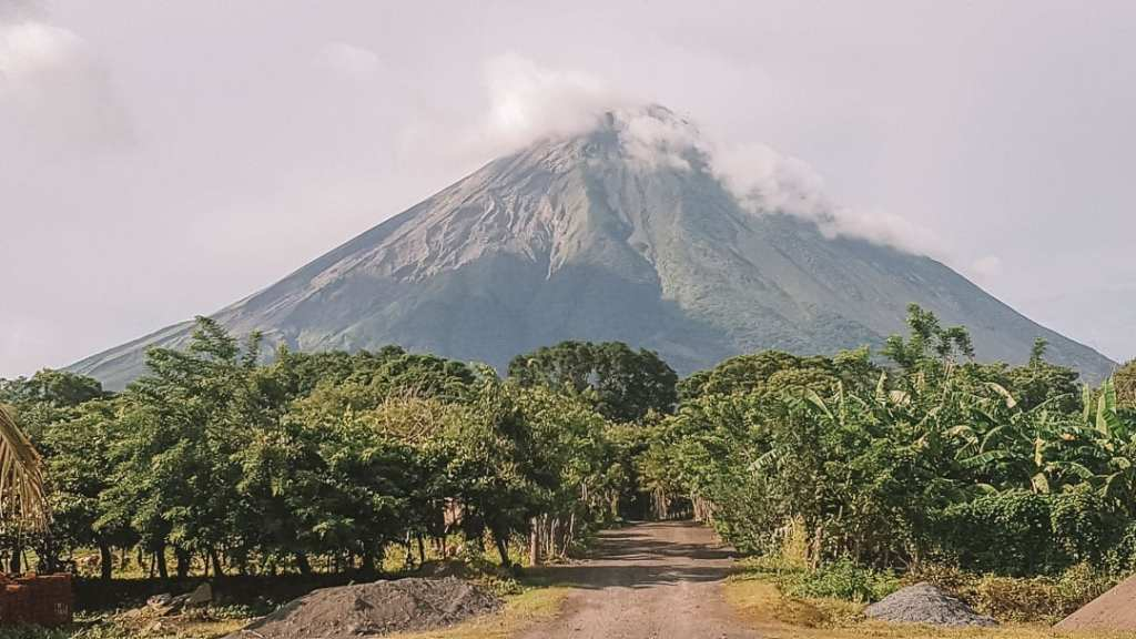 Concepcion-Volcano-Ometepe;Vulcan-Concepcion;Ometepe-travel-guide