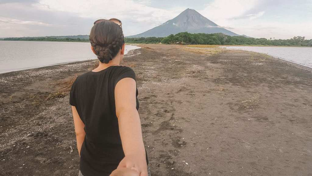 Punta-Jesus-Maria-Concepcion-Volcano-Ometepe-Island; fotos-de-isla-de-ometepe; ometepe-island-instagram-volcano