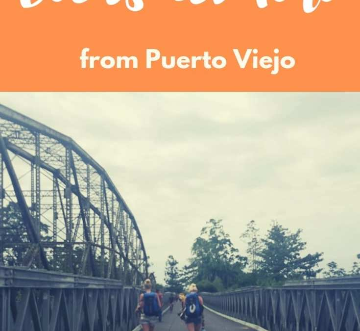 How to get from Puerto Viejo to Bocas del Toro