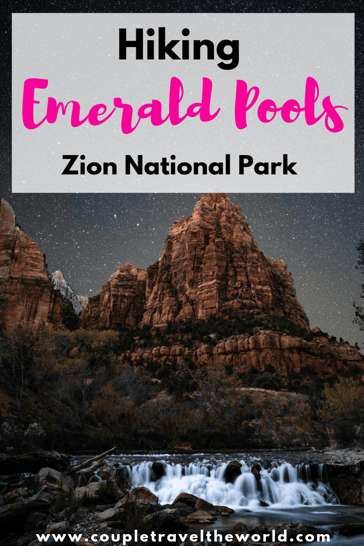 hikes in zion national park