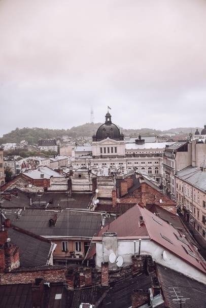 best 4 star hotel lviv
