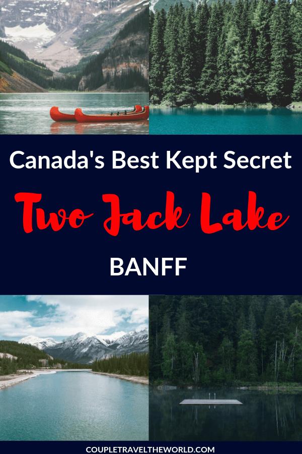 Two-jack-lake-banff-canada