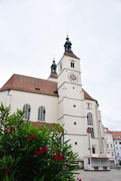 Regensburg-river-cruise
