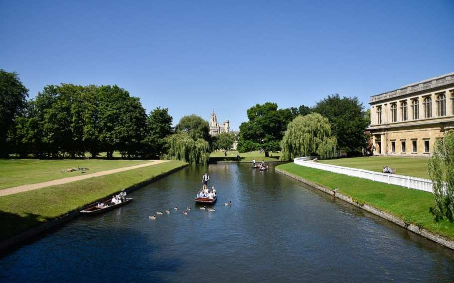 5 Nice Walks in Cambridge (Don't miss these Must Do walks!)