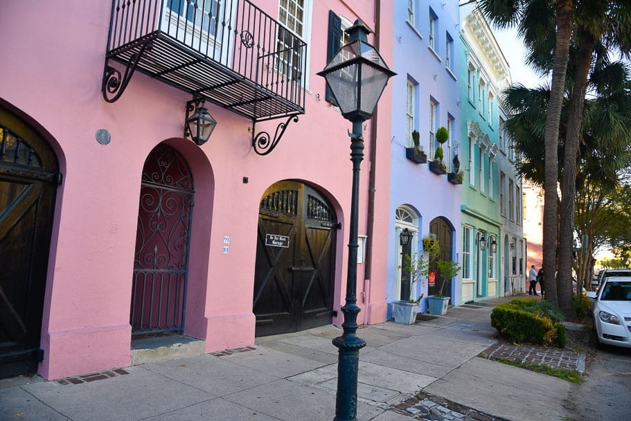 South of Broad Charleston – DIY Walk of the Prettiest Streets of Charleston