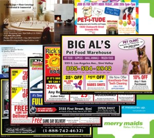 Coupon Book Advertising Southern California