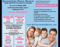 Devonshire Place Dental, Chatsworth, coupons, direct mail, discounts, marketing, Southern California