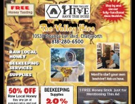 The Valley Hive, Chatsworth, coupons, direct mail, discounts, marketing, Southern California