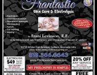 Frantastic Skin Care & Electrolysis, Granada Hills, coupons, direct mail, discounts, marketing, Southern California