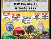 Mason Fine Jewelers, Granada Hills, coupons, direct mail, discounts, marketing, Southern California
