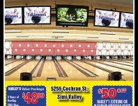 Harley's Valley Bowl, Moorpark, coupons, direct mail, discounts, marketing, Southern California